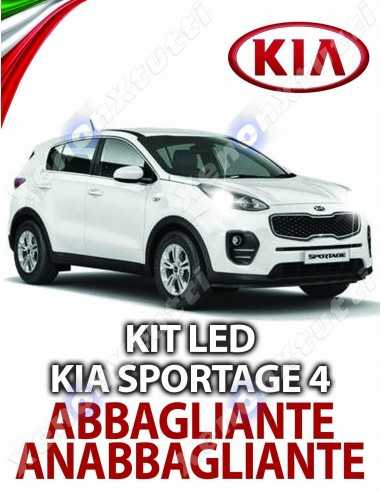 KIT FULL LED HB3 KIA SPORTAGE 4 QL IV 2016 IN POI
