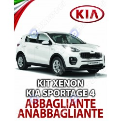 KIT XENON HB3 KIA SPORTAGE 4 QL IV 2016 IN POI