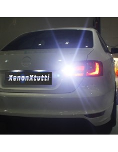KIT FULL LED FORD FIESTA MK7 retromarcia