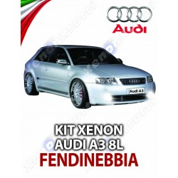 KIT XENON FENDINEBBIA AUDI A3 8L SPORTBACK SPECIFICO