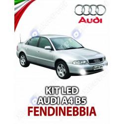 KIT FULL LED FENDINEBBIA AUDI A4 B5 SPECIFICO 6000k luce bianca