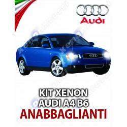 KIT XENON ANABBAGLIANTI AUDI A4 B6 SPECIFICO