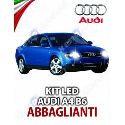 KIT FULL LED ABBAGLIANTI AUDI A4 B6 SPECIFICO