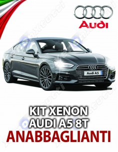KIT XENON ANABBAGLIANTI AUDI A5 8T SPECIFICO