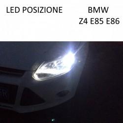 COPPIA POSIZIONI bmw Z4 E85 E86