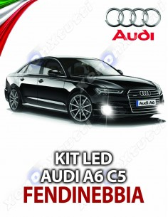 KIT LED FENDINEBBIA AUDI A6 C6 SPECIFICO