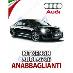KIT XENON ANABBAGLIANTI AUDI A6 C6 SPECIFICO