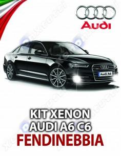 KIT XENON FENDINEBBIA AUDI A6 C6 SPECIFICO