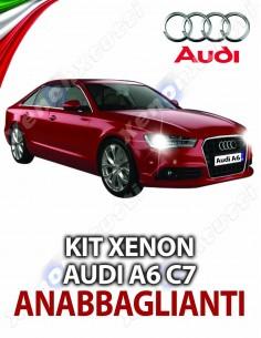 KIT XENON ANABBAGLIANTI AUDI A6 C7 SPECIFICO