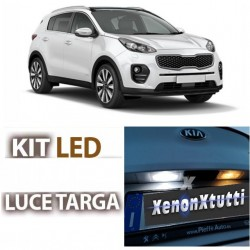 KIT LED TARGA KIA SPORTAGE 4 IV QL 2016 IN POI