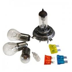 KIT Ricambi H7 emergenza lampade