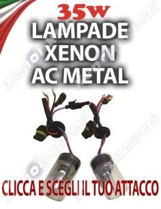 COPPIA DI LAMPADE XENON AC 35W