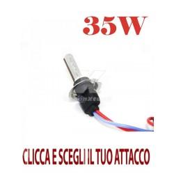 LAMPADA XENON AC RICAMBIO 35w
