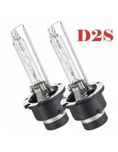 COPPIA LAMPADE D2S xenon