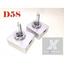 COPPIA LAMPADE XENON D5S 4300K 25W 12V 9285 410 171