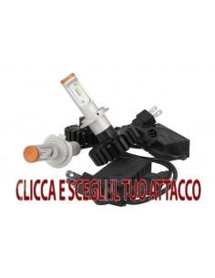 Kit Full Led Canbus H7 8 Chip Phillips Z-ES 80W 12V 24V