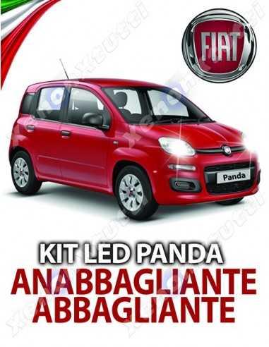 KIT FULL LED ANABBAGLIANTI ABBAGLIANTI FIAT PANDA