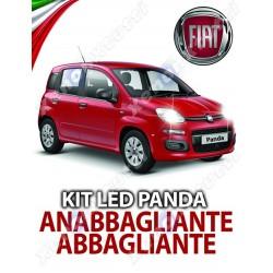 KIT LED ANABBAGLIANTI ABBAGLIANTI FIAT PANDA
