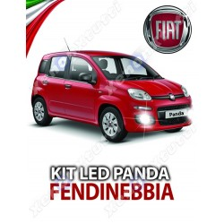 KIT FULL LED FENDINEBBIA FIAT PANDA SPECIFICO