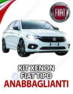 KIT XENON ANABBAGLIANTI FIAT TIPO SPECIFICO