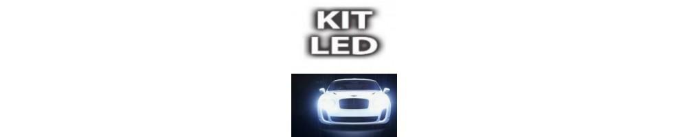 Kit LED anabbaglianti abbaglianti e fendinebbia per Renault Clio iv 4