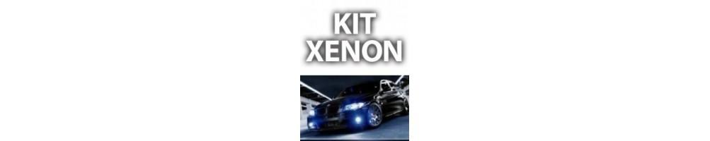Kit XENON anabbaglianti abbaglianti e fendinebbia per Renault Clio iv