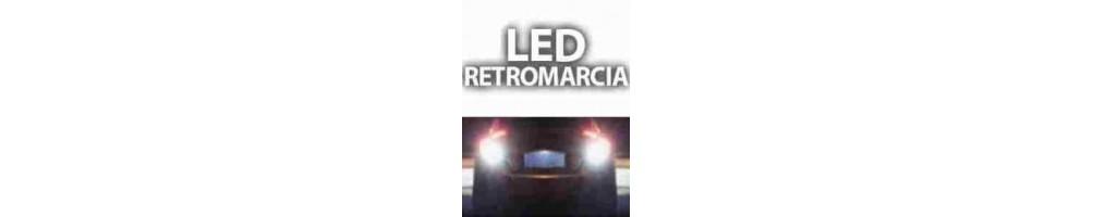Kit LED Retromarcia Renault Clio iv 4 dal 2014 in poi luci potentissim