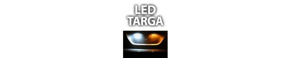 LED luci targa Fiat Doblò II plafoniere complete canbus