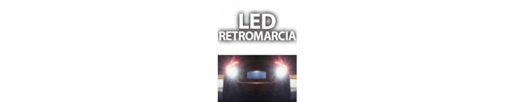LED luci retromarcia Fiat Doblò II canbus no errore