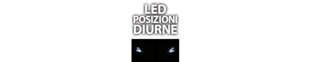 LED luci posizione o diurno Fiat Doblo II