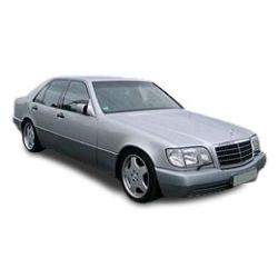 Classe S W108 W109 W116 W126 C126 W140 C140