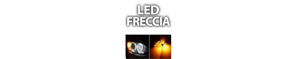 LED luci frecce FIAT QUBO