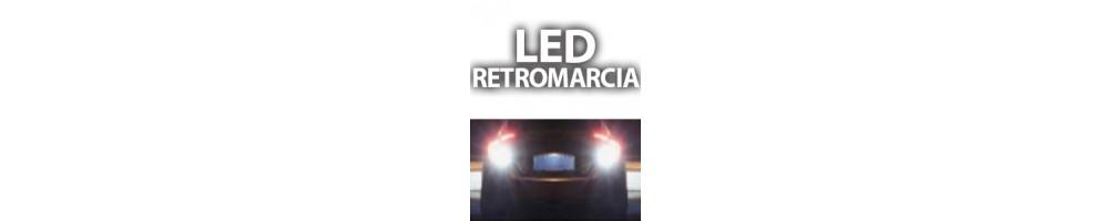 LED luci retromarcia AUDI TT (8J) canbus no error