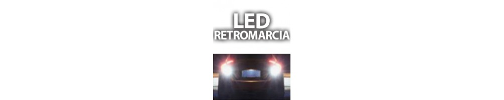 LED luci retromarcia BMW X4 (F26) canbus no error