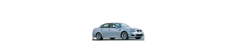 Kit led, kit xenon, luci, bulbi, lampade auto per BMW Serie 5 E60 E61.