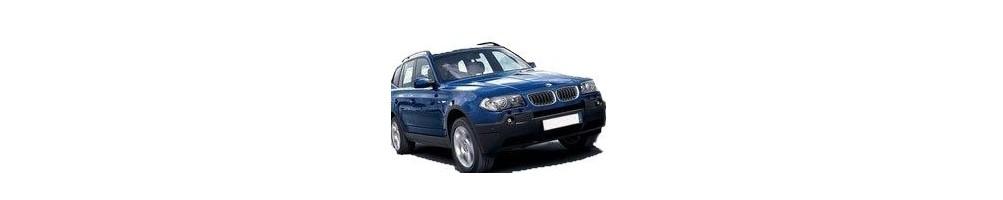 Kit led, kit xenon, luci, bulbi, lampade auto per BMW X3 (E83)