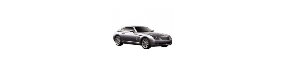 Kit led, kit xenon, luci, bulbi, lampade auto per CHRYSLER Crossfire