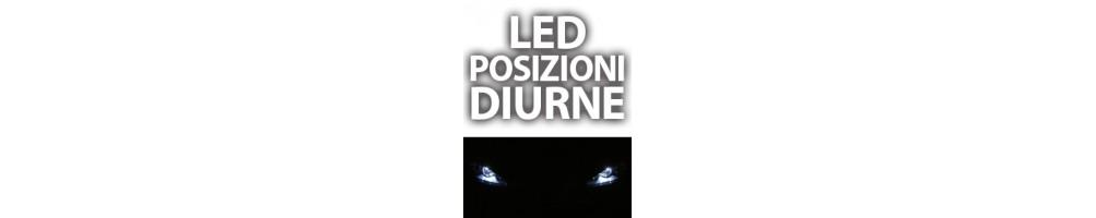 LED luci posizione posteriore o diurno FORD FIESTA (MK6) RESTYLING
