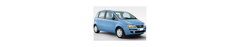 Fiat Idea illuminazione xenon led anabbaglianti posizione targa intern