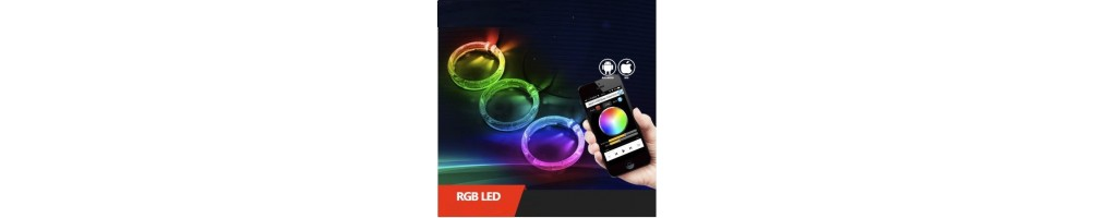 ACCESSORI E KIT RGB TELECOMANDO LED
