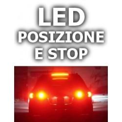 LED Posizione e Stop