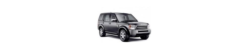 Land Rover Discovery III illuminazione led xenon posizione targa