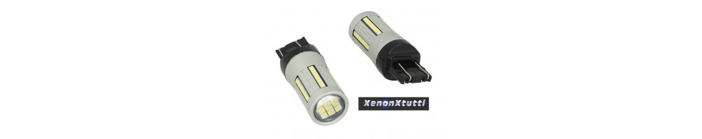 LED T20 W21/5W 7440 7443 CANBUS