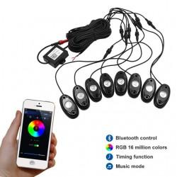Luci LED RGB Ambiente e Sottoscocca