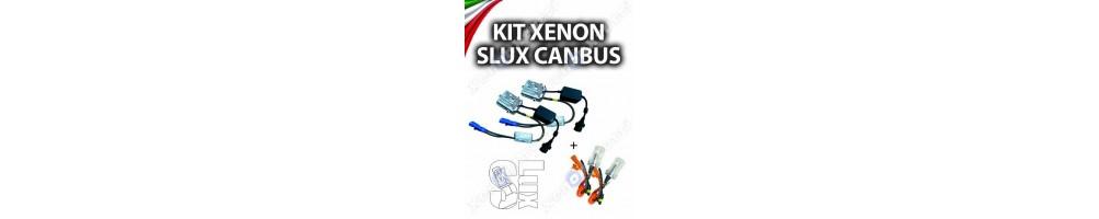 KIT XENON SERIE PRO-TOP SLUX 35W E 55W CANBUS COMPATIBILE CON VETTURE