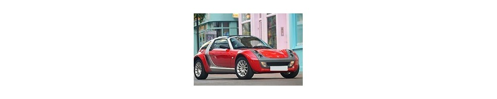 Kit led, kit xenon, luci, bulbi, lampade auto per SMART Roadster Coupe