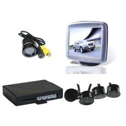 Sensori di Parcheggio e Telecamere