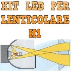 Kit LED Anabbaglianti Lenticolari H1