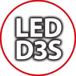 Kit Led D3S