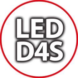 Kit Led D4S